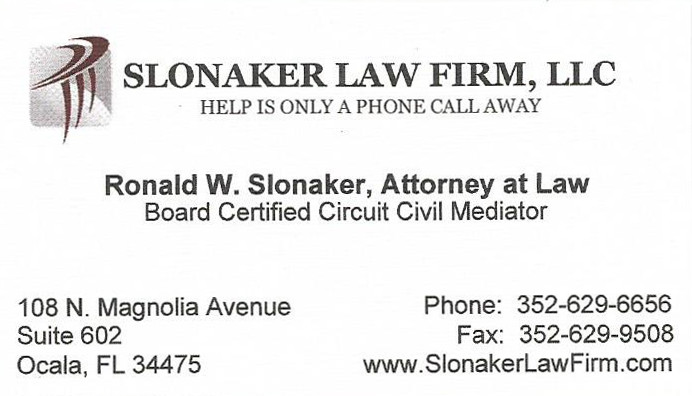 Slonaker Law Firm
